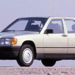 Mercedes-Benz 190 (1982 – 1984)