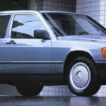 Mercedes-Benz 190 (1987 – 1990)
