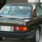 Mercedes-Benz 190 D 2.5 (1985 – 1987)