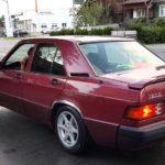 Mercedes-Benz 190 D 2.5 Turbo (1988 – 1993)