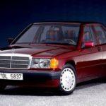 Mercedes-Benz 190 E 1.8 (1990 – 1993)