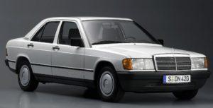 Mercedes-Benz 190 E 2.0 (1987 – 1993)