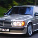 Mercedes-Benz 190 engine oil capacity Information
