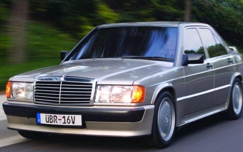 Mercedes-Benz 190 E 2.3-16V (1987 – 1989)