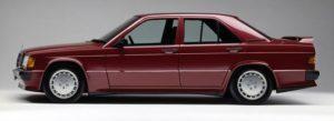 Mercedes-Benz 190 E 2.5-16V (1988 – 1993)