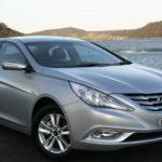 Hyundai Sonata All Models Engine Oil Capacity