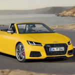 Audi  TTS Roadster 2014 –2015 Engine Oil Capacity
