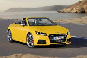 Model: Audi TT, TTS Roadster, FV9 (2014 – )