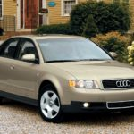 Audi A4 2001-2008 Engine Oil Capacity