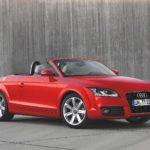 Audi TT RS Roadster Engine Oil Capacity