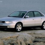 Audi A4 1994-2001 Engine Oil Capacity