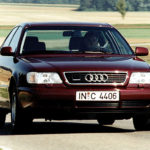 Audi A6,RS6 (1997–2005) engine oil capacity