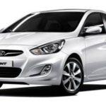 Hyundai i25 Accent Engine oil Capacity