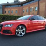 Audi A7 RS7 2010 –2015 Models Engine Oil Capacity