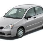 Suzuki Liana engine oil capacity And oil Maintenance