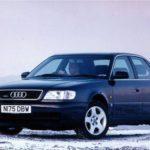 Audi A6 1994 1997 Engine Oil Capacity