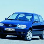 Volkswagen Polo (1986-2001) Engine Oil Capacity