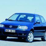 Volkswagen Polo (1986-2001) Engine Oil Capacity