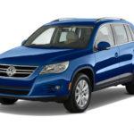 Volkswagen Tiguan Engine Oil Capacity