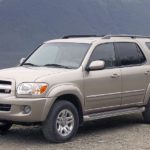 Toyota Sequoia Engine Oil Capacity