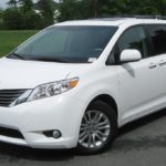 Toyota Sienna All Models Engine Oil Capacity