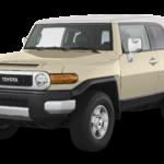 Toyota FJ Cruiser Engine Oil Capacity
