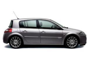 Renault Megane Ii 2002 2008 Engine Oil Capacity