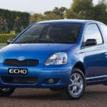 ToyotaEcho, XP10 Engine Oil Capacity