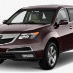 Acura MDX Engine Oil Capacity