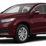 Acura RDX Engine Oil Capacity