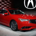 ACURA TLX (2014 – ) Engine Oil Capacity