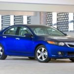 Acura TSX Engine Oil Capacity