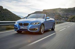 BMW (EU) 2 Series Convertible