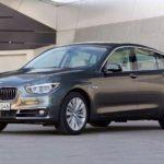 BMW 5 GRAN TURISMO ENGINE OIL CAPACITY
