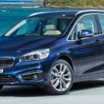 BMW 2 Series Active Tourer 2014- Engine Oil Capacity
