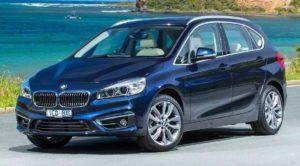 BMW 2 Series Active Tourer 2014