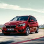 BMW 2 Series Gran Tourer 2015 – Engine Oil Capacity