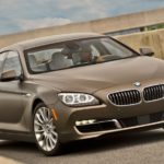 BMW 6 Series (Gran Coupe) Engine Oil Capacity