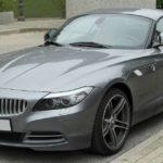 BMW Z4 Engine Oil Capacity