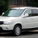 Buick Rendezvous Engine Oil Capacity