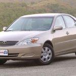 ToyotaCamry (1987 – 2004) Engine Oil Capacity
