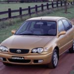 Toyota Corolla, E11 Engine Oil Capacity