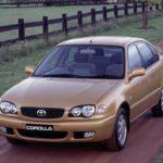ToyotaCorolla, E11 Engine Oil Capacity