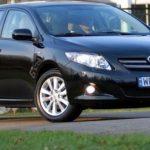 Toyota Corolla, E15 model