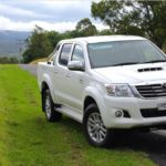 Toyota Hilux All Model Engine Oil Capacity