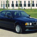 BMW 5 E34 1988-1995 Engine Oil Capacity