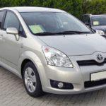 ToyotaCorolla Verso, E12,R1 Engine Oil Capacity