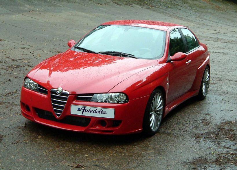 Alfa Romeo 156 engine oil capacity