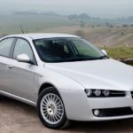 Alfa Romeo 159 Engine Oil Capacity