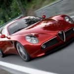 Alfa Romeo 8C Engine oil capacity